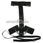 Бондажный набор Bad Kitty Bondage Harness, черный - Фото №1