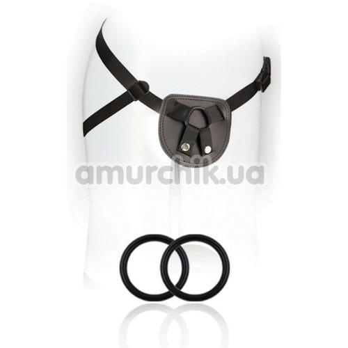 Трусики для страпона For You Beginner's Harness, черные