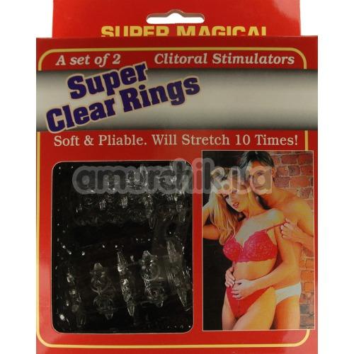 Набор насадок Super Magical Stretch Rings, 2 шт