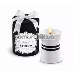 Свеча для массажа Petits Joujoux A Trip To Athens Musk and Patchouli - мускус и пачули, 190 мл - Фото №1