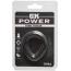 Эрекционное кольцо GK Power Penis Tickler, черное - Фото №2