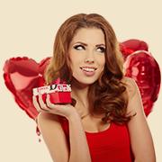 День Св. Валентина - праздник, прошедший века