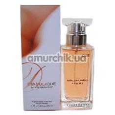 Туалетная вода с феромонами DiaboliQue - реплика Christian Dior Pure Poison, 50 мл для женщин - Фото №1