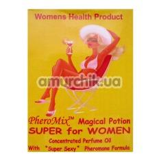 Микс феромонов Super For Women 5 мл для женщин - Фото №1