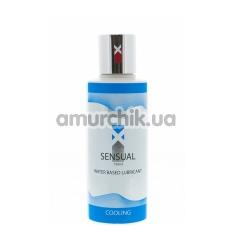 Лубрикант XSensual Water Based Lubricant Cooling - охлаждающий эффект, 150 мл - Фото №1