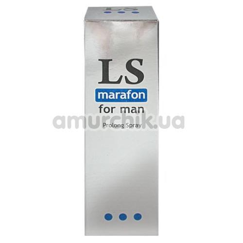 Спрей-пролонгатор LS Marafon Prolong Spray, 18 мл