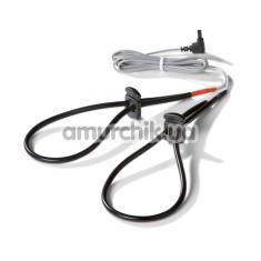 Утяжка для пениса с электростимуляцией Mystim Rodeo Robin - Фото №1