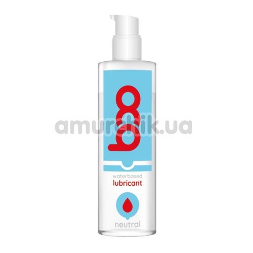 Лубрикант Boo Waterbased Lubricant Neutral, 250 мл