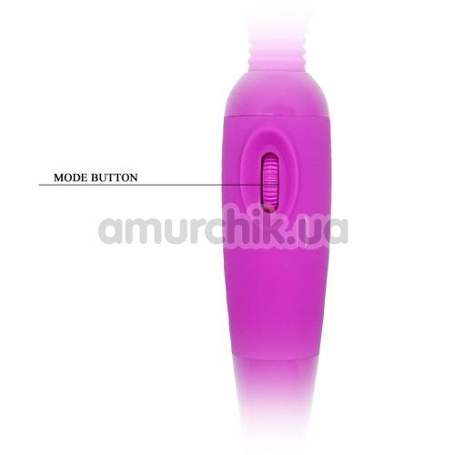 Универсальный массажер Pretty Love Power Wand, фиолетовый