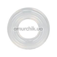 Эрекционное кольцо Premium Silicone Ring Large, прозрачное
