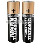 Батарейки Duracell Plus Power Duralock AA, 2 шт - Фото №1