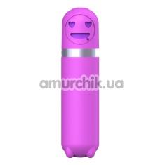 Клиторальный вибратор Odeco Quenby, розовый - Фото №1
