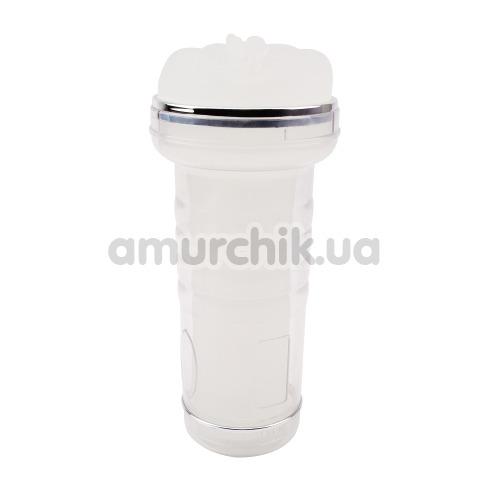 Мастурбатор MX Dream Of Cup Grip Vagina, белый - Фото №1