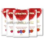 Лубрикант с феромонами Attraction Red Fruit - ягоды, 10 мл - Фото №1