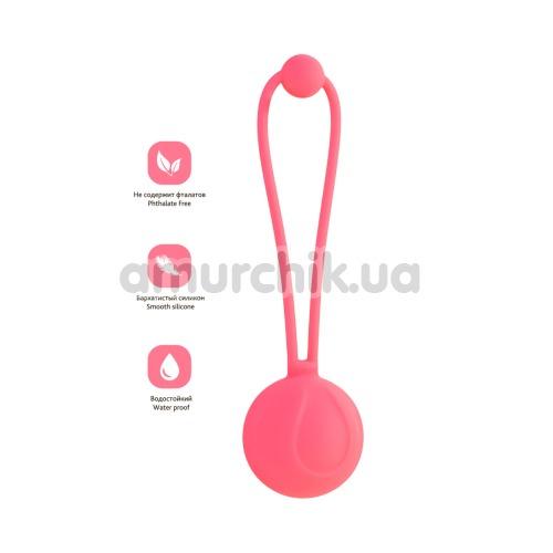 Вагинальный шарик L'Eroina Rosy, розовый