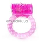 Виброкольцо Brazzers RF003, розовое - Фото №1