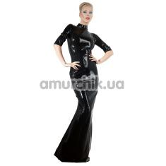 Длинное платье Late X, черное - Фото №1
