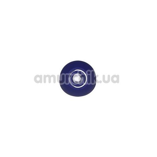 Универсальный вибромассажер Blue Evolution Athos, синий