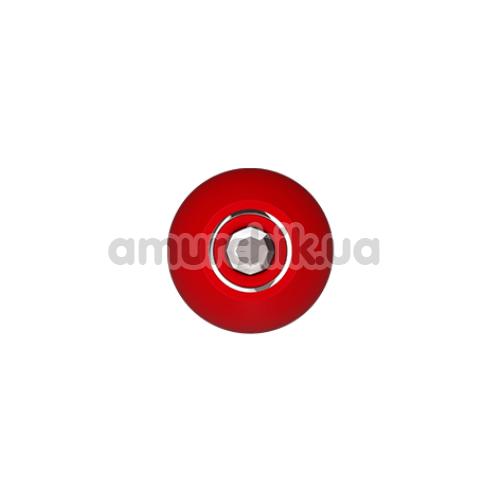 Вибратор для точки G Red Revolution Fulla, красный