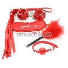 Набор Loveshop Mini Set Light, красный - Фото №1