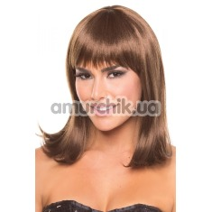 Парик Be Wicked Wigs Doll Wig, коричневый - Фото №1
