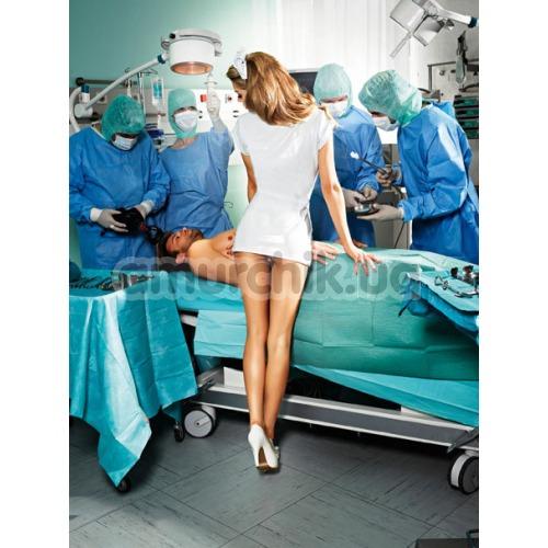 эротические фото в халате врачей