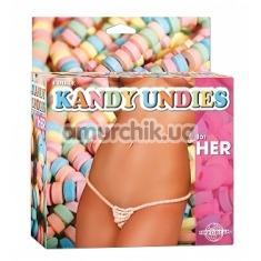 Стринги женские из цветных конфеток Kandy Undies For Her - Фото №1