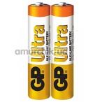 Батарейки GP Ultra ААA, 2 шт