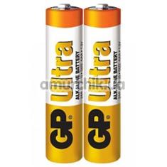 Батарейки GP Ultra ААA, 2 шт - Фото №1