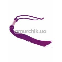 Плеть Small Whip, фиолетовая - Фото №1