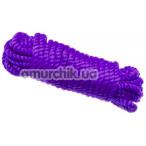 Веревка Loveshop Love Rope 10м, фиолетовая - Фото №1