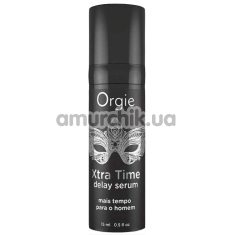 Сыворотка-прологнатор Orgie Xtra Time Delay Serum, 15 мл - Фото №1
