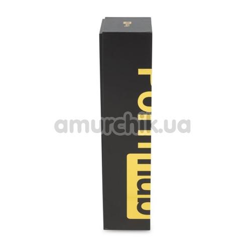 Универсальный вибромассажер с набором насадок Pornhub Spell, черный