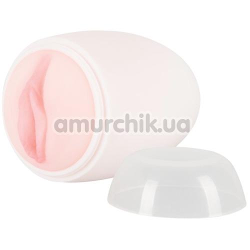 Мастурбатор Pocket Pussy Mini, телесный - Фото №1