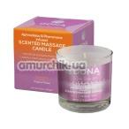 Свеча для массажа Dona Scented Massage Candle Sassy Tropical Tease - дразнящие тропики, 135 мл - Фото №1