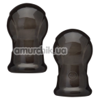 Вакуумные стимуляторы для сосков Kink Tweak, черные - Фото №1