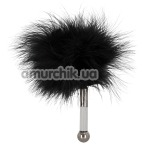 Перышко для ласк Bad Kitty Mini Feather, черное