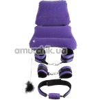Бондажный набор Fetish Fantasy Series Purple Pleasure Bondage Set, фиолетовый