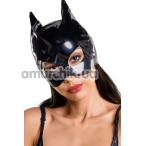 Маска Кошечки Glossy Ann Catmask, черная - Фото №1