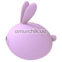 Симулятор орального секса для женщин с вибрацией KissToy Miss КК, фиолетовый - Фото №1