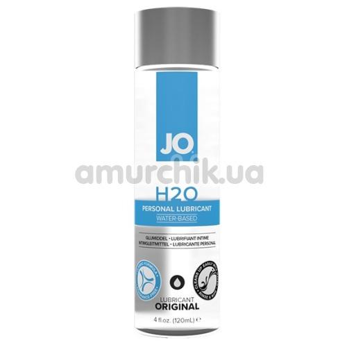 Набор лубрикантов System JO: JO H2O Original + JO Gelato White Chocolate Raspberry