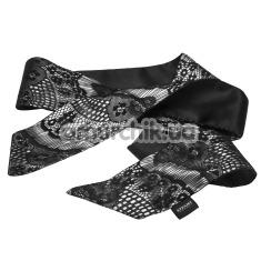 Галстук для связывания Steamy Shades Satin Tie, черный
