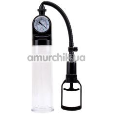 Вакуумная помпа Accu-Meter Power Pump X2, прозрачная