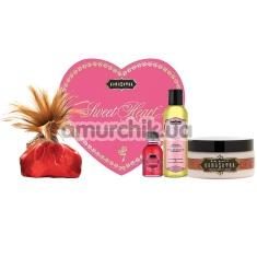 Набор для массажа KamaSutra Sweet Heart - Фото №1