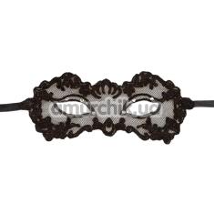 Маска Adrien Lastic Lingerie Mask, черная - Фото №1
