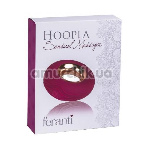 Универсальный вибромассажер Rocks Off Feranti Hoopla, розовый