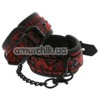 Поножи Blaze Deluxe Ankle Cuffs, красные - Фото №1