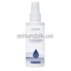Антибактериальный спрей для очистки секс-игрушек и тела Joyride Cleaner For Toys And Body, 150 мл - Фото №1