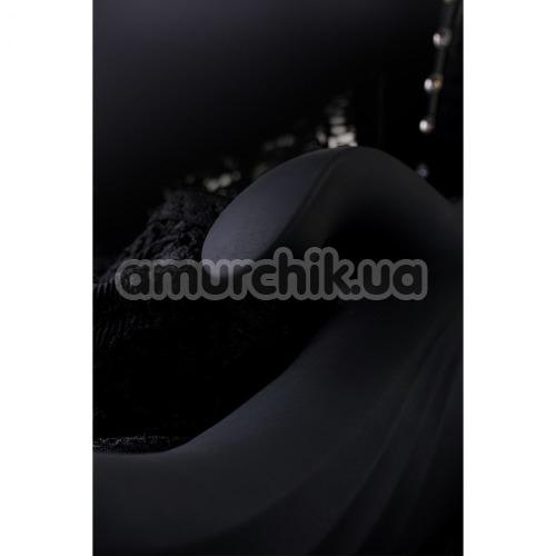 Клиторальный вибратор Waname D-Splash Thunder, черный