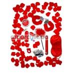 Набор из 7 предметов Red Romance Gift Set - Фото №1